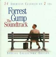 Forrest Gump [2 CD] O.S.T. Original Soundtrack Filmmusik EPIC
