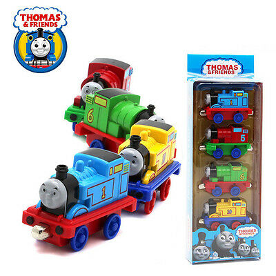 THOMAS THE TANK ENGINE DIECAST MODEL TRAINS KIDS ACTION FIGURINES PLAY SET TOY