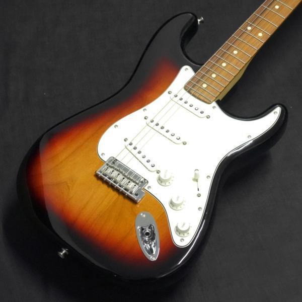 Fender Mexico Player Stratocaster 3 Farbe Sunburst beautiful rare EMS F S