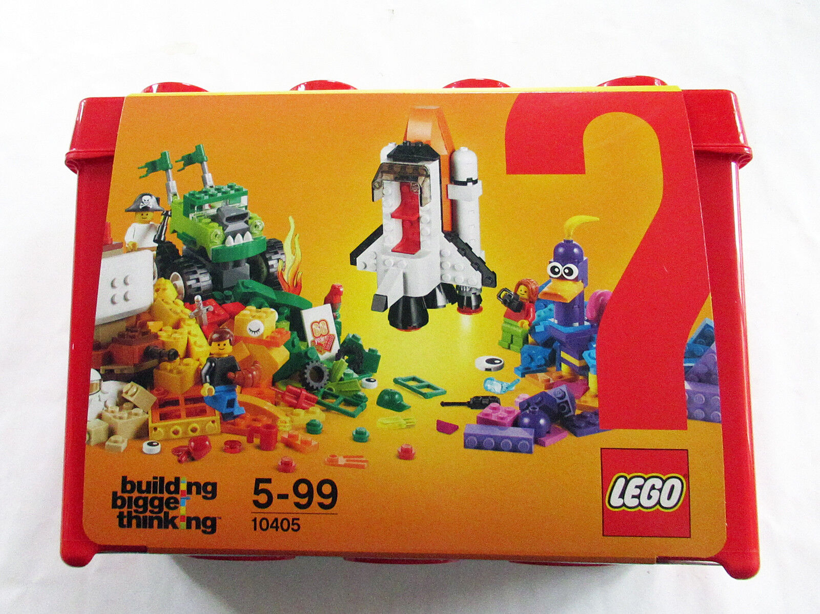 LEGO Classic 10405-Mars-missione bausteinebox-NUOVO & OVP