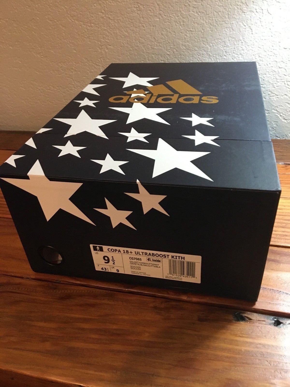 Adidas bekannten copa mundial bekannten x 18 ultra - schub bekannten Adidas golden goal - größe 9,5 e86b96