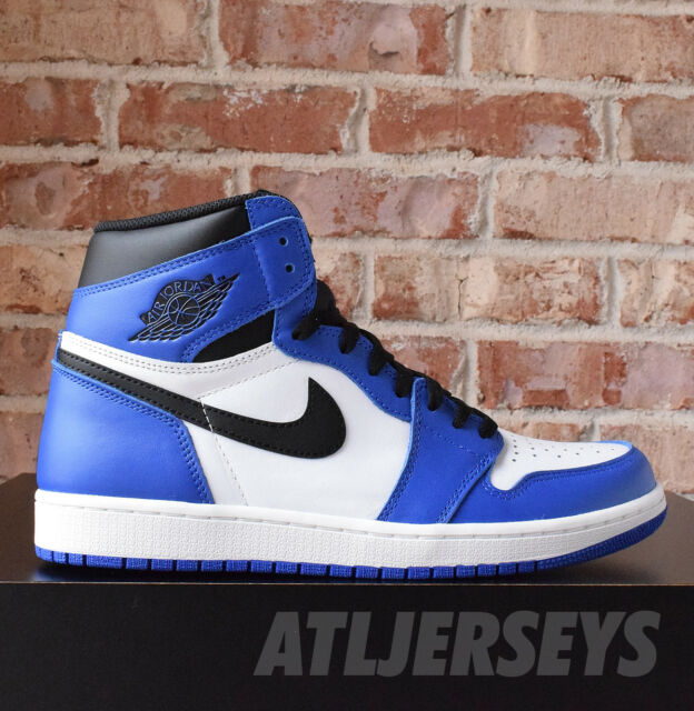 0d008e4f28dc0 NEW DS 2018 Nike Air Jordan 1 Retro High OG Game Royal Blue Alternate 555088 -