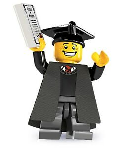 Lego-minifig-series-5-Graduate-city-books-suit-city-sets