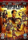 The Scorpion King 4 - Quest For Power (DVD, 2015)