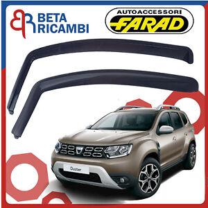 Deflettori-Aria-Per-Dacia-Duster-5-Porte-2018-gt-Antivento-Antipioggia-Fume-14196M