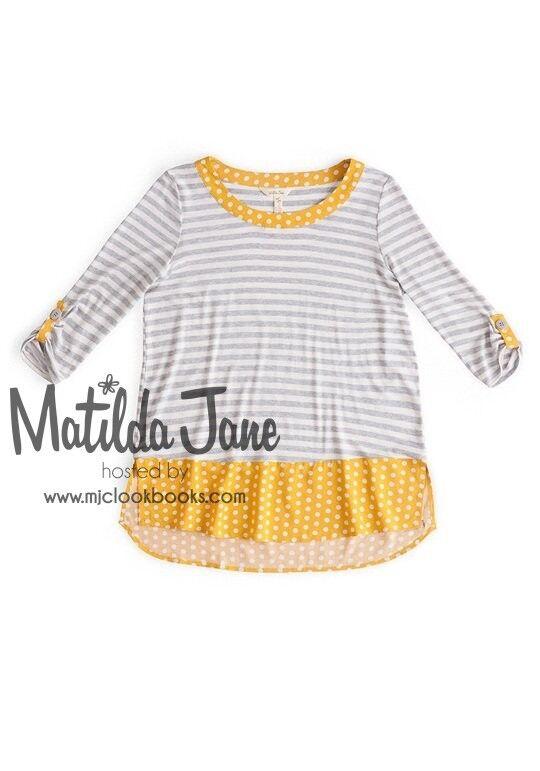 damen Matilda Jane Once Upon A Time Oracle Top Größe M Medium VGUC
