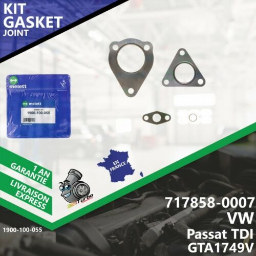 Gasket Turbo 717858-7 717858-5007S 717858-0007 7178580007 7178585007S AVF-055