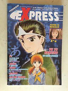 """express N° 8 star comics con ancora attaccato il poster di I""""s - Italia - express N° 8 star comics con ancora attaccato il poster di I""""s - Italia"""