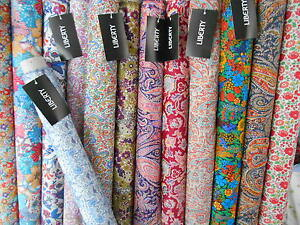 LIBERTY-FABRIC-TANA-LAWN-NEW-SEASONAL-amp-CLASSIC-DESIGNS-BUY-UNIT-20cmX137cm
