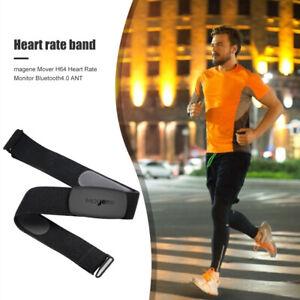 Heart Rate Monitor Band Pulse Sensor Meter Belt MAGENE H64 Bluetooth ANT
