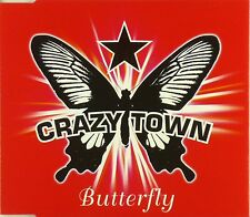 CD Maxi-Crazy Town-Butterfly - #a2659
