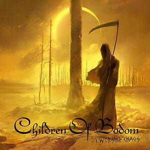 I-worship-Chaos-CHILDREN-OF-BODOM-CD-bonus-tracks-FREE-SHIPPING