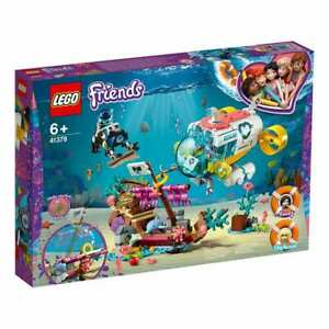 LEGO-41378-Dolphins-Rescue-Mission-Friends-Brand-New-amp-Sealed