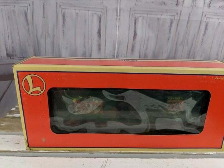 Lionel LOONEY TUNES scatolaauto 26298 Diavolo della Tasuomoia giocattolo trasporto auto