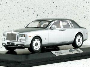 ROLLS ROYCE Phantom - 2010 - silver / grey - IXO 1:43