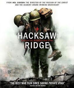 BN-Hacksaw-Ridge-You-Choose-4K-amp-Case-or-Bluray-Disc-ONLY-War