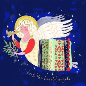 Princess Alice Hospice Charity Christmas Cards Pack Of 10