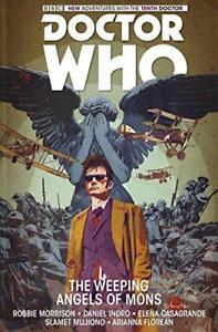 Doctor-Who-The-Dixieme-Vol-2-Dr-Who-Graphisme-Roman-Par-Elena-Casagrande