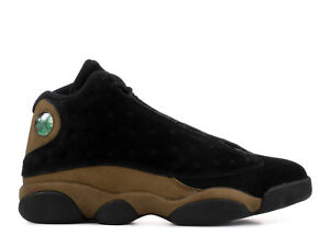 SALE Nike Air Jordan 13 XIII Retro Olive 2018 414571-006 Black Gym ... 812dcf3dee