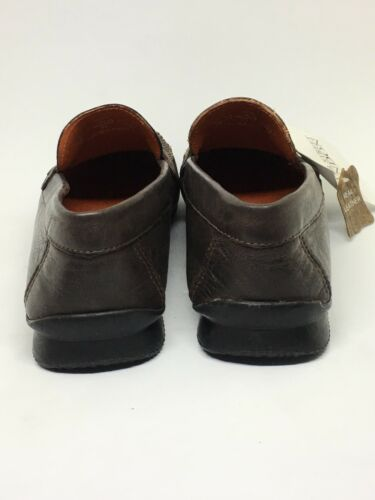 Size Silver Leather Loafers Lelisa Women's 41 Uk Asst Eu 8 Brown Street xRBanx8