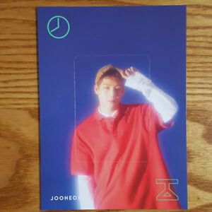 Jooheon-Special-Official-Photocard-Monsta-X-6th-Mini-Album-The-Connnect-Dejavu