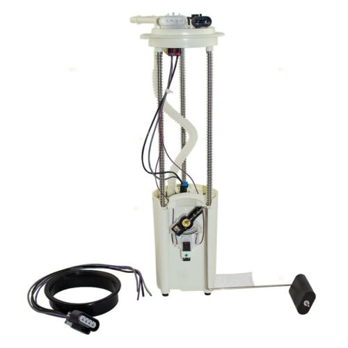 Fuel Pump Module for 1999 2000 GMC Sierra 2500 5.3L w// 2 Electrical Connectors