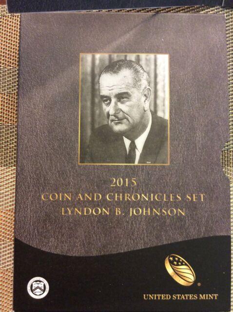 lyndon johnson coin and chronicles