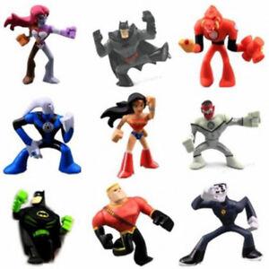 REVERSE Flash Mini figura JUSTICE LEAGUE ingiustizia DC GIALLO Marvel UK Venditore