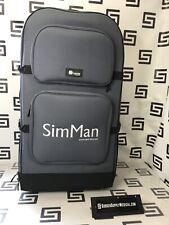 Laerdal Simman 3g Manikin Equipment Case Legs Amp Operational Devices