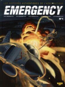 BD - EMERGENCY > TOME 1 / PISTIS, VEYS, BUENDIA, EO ZEPHYR