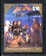 2014 Argentina Congiunta con Vaticano 1 v Natale