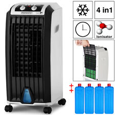 Klimagerät Ionisator Luftbefeuchter Klimaanlage 4in1 Ventilator Luftreiniger