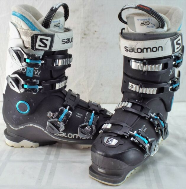 Salomon X Pro 90 W Womens Ski Boots Ski Shoes Alpine Ski