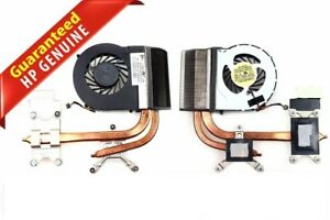 Cpu Fans & Heat Sinks Hp Envy 17-j010el Compatible Laptop Fan Computer Components & Parts