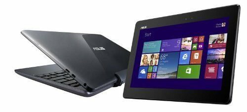 "ASUS Transformer Book T100TA 10.1"" 64GB Windows 8.1 Touchscreen Laptop Tablet"