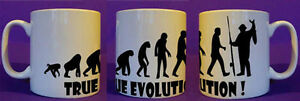 Funny-Evolution-FISHING-Mug-Personalised-Golfer-Gift