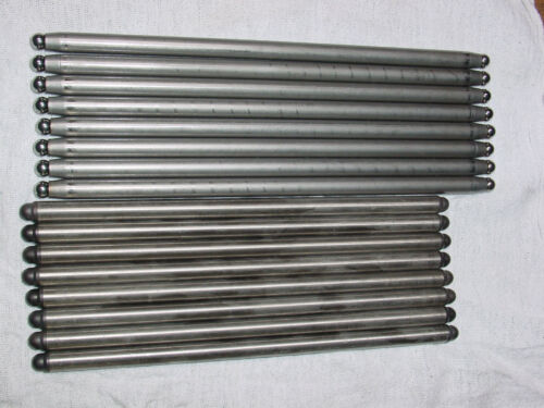Chevrolet 396 427 454 496 502 540 572 BBC Pro Comp 3//8 pushrods Camaro Corvette