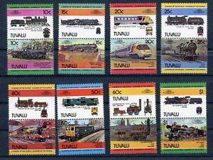 Tuvalu-MiNr-228-43-postfrisch-MNH-Eisenbahn-Lokomotive-Eis553