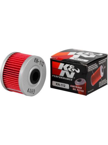 KN-112 K/&N Oil Filter FOR HONDA XR250 SUPER 250