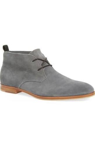 Chelsea bottes grises homme daim pour en Bottes Jodhpur nwOqR4X4