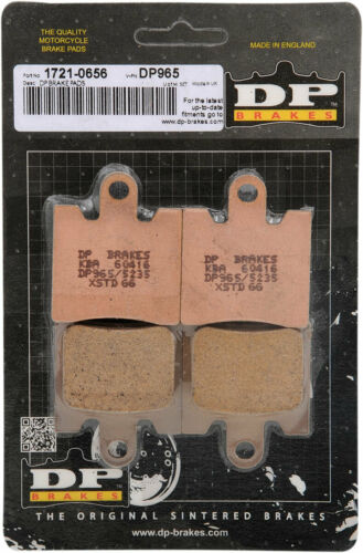 DP Brakes Standard Sintered Metal Brake Pads DP965