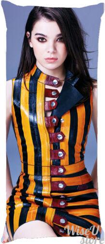 Hailee Steinfeld Dakimakura Full Body Pillow case Pillowcase Cover