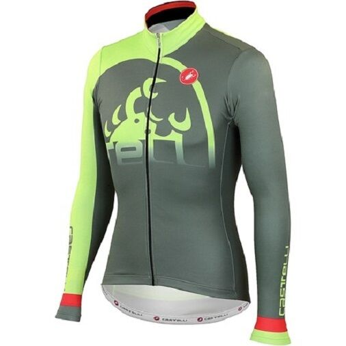 CASTELLI SUBLIME CYCLING JERSEY MENS MEDIUM   NWT   119