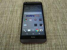 HTC DESIRE 626S RED/PURPLE  METRO PCS CLEAD ESN WORKS PLEASE READ 13279