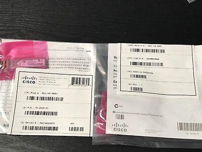 Cisco GLC-SX-MMD SFP 1000Base-SX Short Haul  Module 10-2626-01-1 Year Warranty