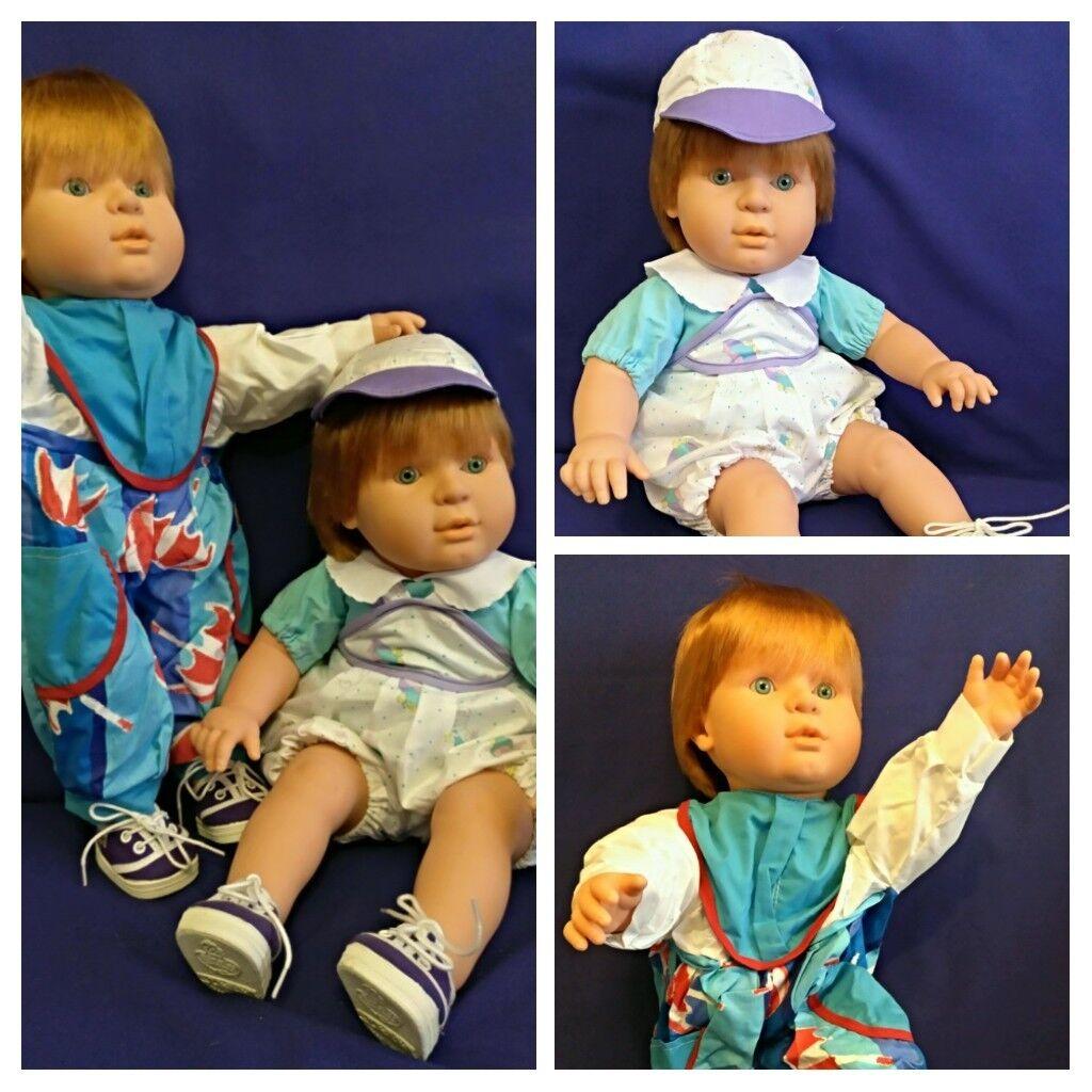 Pareja de muñecos Baby Feber NUEVOS