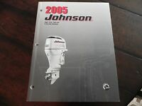 2005 Johnson Outboard 4 Stroke Service Manual 200,225,250 H.p. P 5006000