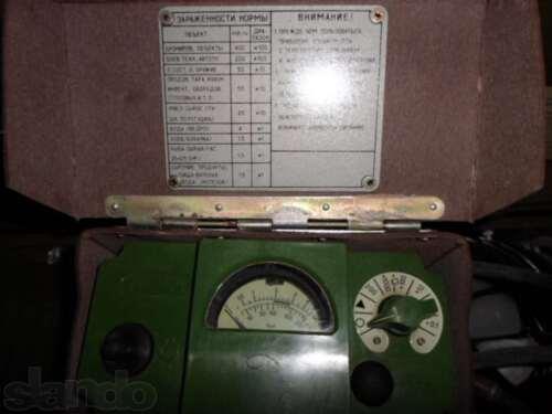 /& SI3bg tube A B SET STS-5 Military Geiger Counter Dosimeter DP-5V with SBM-20