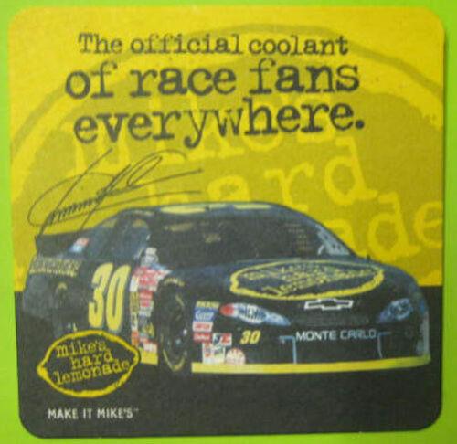 OFFICIAL COOLANT OF RACE FANS Coaster MAT Mike/'s Hard Lemonade COLORADO 2002