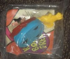 1995 Goofy and Max's Adventures Burger King Toy Car - Fishing Boat